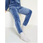 Cozy Velour Jogger Lounge Sweatpants for Women