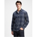 Button-Front Shirt