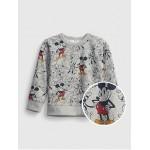 babyGap | Disney Mickey Mouse Graphic Crewneck Sweatshirt