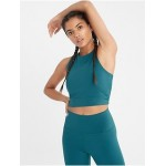 Active Support Cropped Top