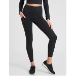 Petite Active Cool-Touch Full Length Legging
