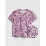 Toddler Pintuck Shirt