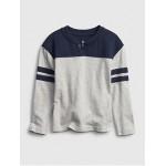Toddler Stripe Henley T-Shirt