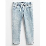 Toddler Pull-On Slim Jeans with Stretch