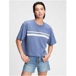Boxy Cropped T-Shirt