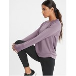 Active Raglan Sweatshirt