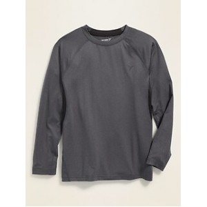 Go-Dry Base-Layer Tee for Boys