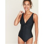Twist-Front One-Piece Swimsuit for Women