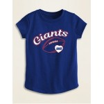 NFL® Team Graphic Tee for Toddler Girls