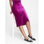 Velvet Slip Skirt