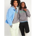 Rick and Morty™ Gender-Neutral Graphic Pullover Hoodie for Men & Women