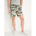 Go-Dry Shade Hybrid Jogger Shorts for Men -- 9-inch inseam
